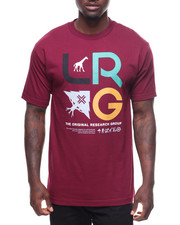 LRG - S/S Research Icons Tee