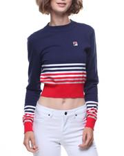 Fila - Mariah Crop Sweater