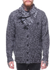 Parish - Shawl Sweater w Toggle