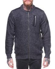 Men - Full Zip Sweater