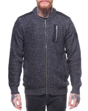 Light Jackets - Full Zip Sweater