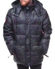 Holiday Shop - Down Bubble Jacket w Hood