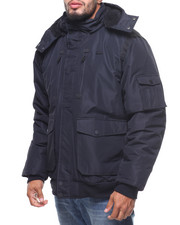 Rocawear - Hooded Bomber Jacket (B&T)
