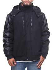 Rocawear - Faux Wool Jacket (B&T)