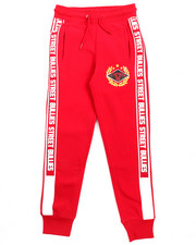 Sweatpants - Athletic Fleece Joggers (8-20)