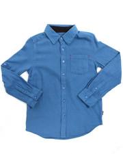 DKNY Jeans - L/S Chambray Fleck Woven (8-20)