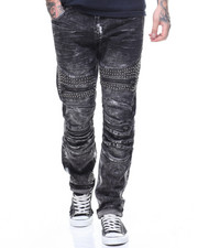 Stylist Picks - Biker Studded Jeans