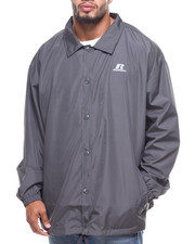 Big & Tall - Coaches Heavy Nylon Jacket (B&T)-2155208