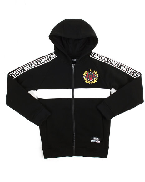 Arcade Styles - Athletic Fleece Full Zip Hoodie (8-20)