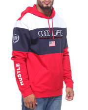 Big & Tall - L/S Good Life Hood (B&T)