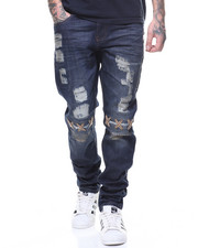Born Fly - METALLIC JEAN