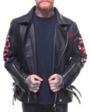 Men - Snake Pu Jacket