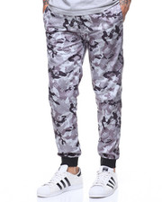 Jeans & Pants - LOVE IS LOVE CAMO NYLON PANT