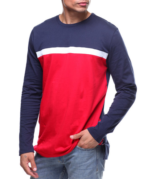 89a066c896 Buy L S Logo Essentials Men s Shirts from Tommy Hilfiger. Find Tommy ...