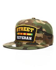 Buyers Picks - Street Veteran Snapback Hat