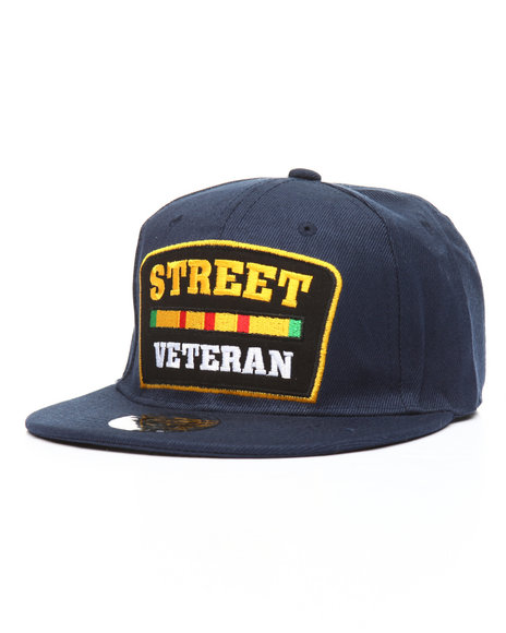 78dbc482d Buy Street Veteran Snapback Hat Men's Hats from Buyers Picks. Find ...