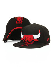 NBA, MLB, NFL Gear - 9Fifty Y2K Big Under Chicago Bulls Snapback Hat