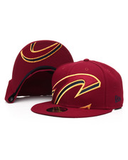 NBA, MLB, NFL Gear - 9Fifty Y2K Big Under Cleveland Cavaliers Snapback Hat