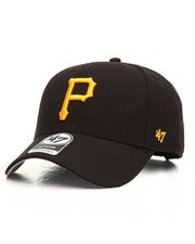 NBA, MLB, NFL Gear - Pittsburgh Pirates Home MVP 47 Strapback Cap