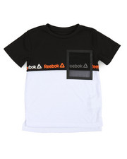 Reebok - In The Pocket Tee (4-7)