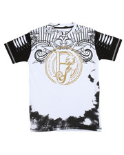 Tops - S/S Big B Lion Tee (8-20)