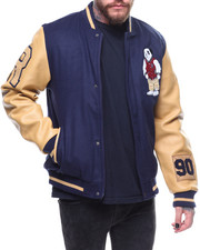 Buyers Picks - Varsity Jacket PU Sleeves
