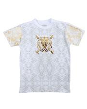 Arcade Styles - S/S Lion Tee (8-20)