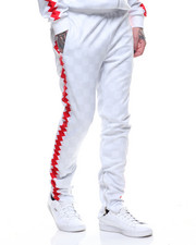 Hudson NYC - SHARK MOUTH TRACK PANT