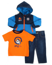 Sets - 3 Piece Jacket Set (Infant)