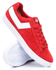 Men - Top Star Lo Core Suede Sneakers