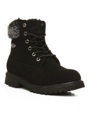 Footwear - Convo Faux Fur Boot