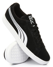 Holiday Shop - Suede Classic Badge Sneakers