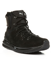 The Camper - Ignite Limitless Leather Boots