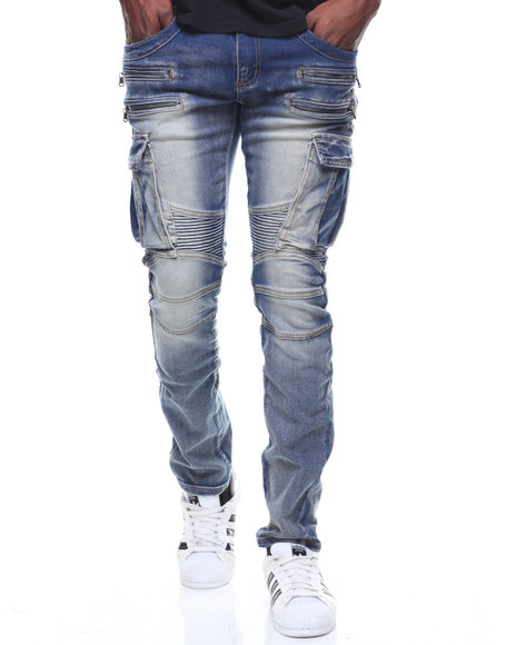 Buyers Picks - Moto Cargo Stretch Jeans