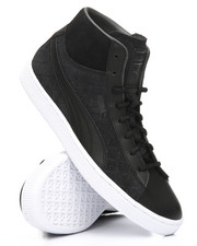 Puma - Suede Classic Mid Quilt Sneakers