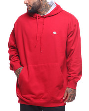 Big & Tall - L/S Ion Pullover Fleece Hoodie (B&T)-2156855