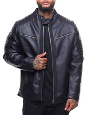 Big & Tall - Moto Jacket (B&T)