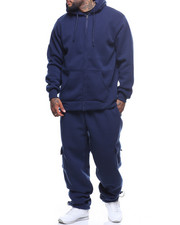 Big & Tall - Fleece Long Set (B&T)