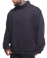 Pullover Sweatshirts - L/S Advantage Quarter Zip Sweater (B&T)-2156907