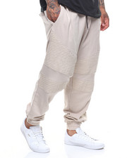 Sweatpants - French Terry Moto Jogger (B&T)