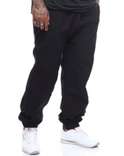 Phat Farm - Solid Twill Stretch Joggers (B&T)-2156199