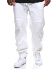 Phat Farm - Solid Twill Stretch Joggers (B&T)-2156166