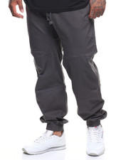 Phat Farm - Solid Twill Stretch Joggers (B&T)-2156134