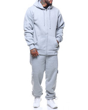 Sets - Fleece Long Set (B&T)-2155643