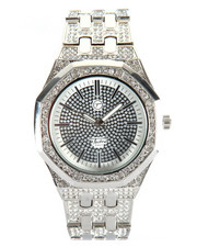 Men - Iced Out Watch