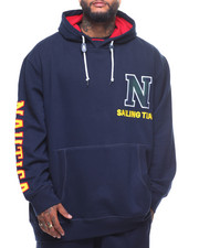 Pullover Sweatshirts - Classic Logo Hoodie