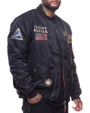 Buyers Picks - Patched Tiger Flight Jacket (B&T)