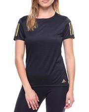 Adidas - S/S Response 3-Stripes Tee