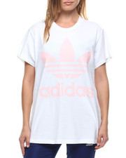 Women - Big Trefoil Tee