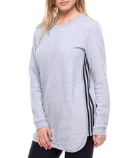 Adidas - L/S 3-Stripe Top
